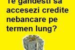 credite nebancare pe termen lung 2021